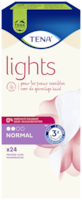 Protège-slips pour incontinence TENA Lights | Pour les peaux sensibles