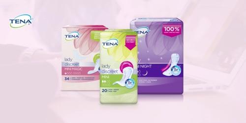 Hvilket TENA-produkt skal jeg bruke?