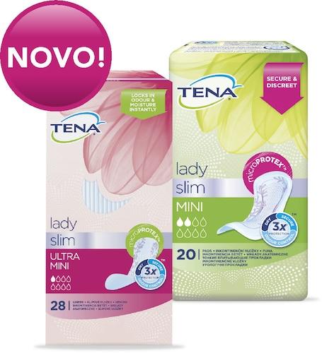 Besplatni uzorak proizvoda TENA Lady