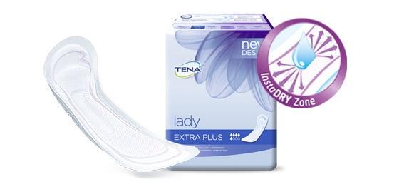 TENA Lady InstaDry