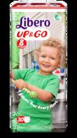 Libero UP&GO Size 8 packshot