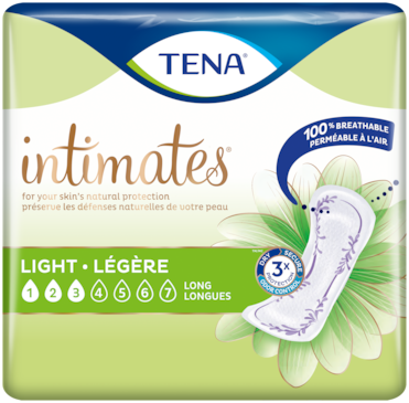 TENA Intimates Ultra | Thin light long incontinence pad