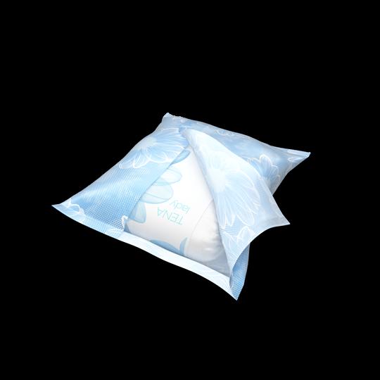 TENA Lady Extra Plus bekvämt enstycksförpackad binda
