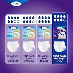 Trouvez le bon produit dans la gamme de sous-vêtements absorbants TENA