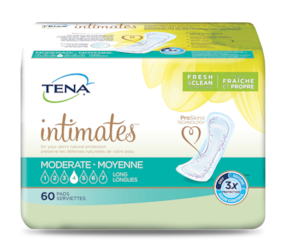 TENA® Incontinence Pads Moderate Long