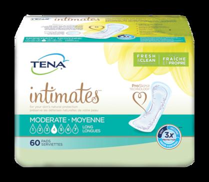 TENA® Incontinence Pads Moderate Long
