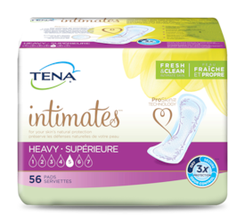 TENA® Incontinence Pads Heavy Regular