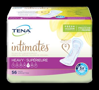 TENA® Incontinence Pads Heavy Regular
