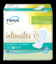 TENA Intimates Moderate Regular Pack
