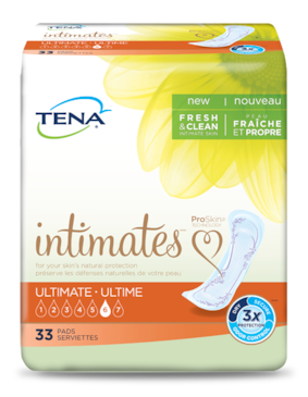 TENA® Ultimate Incontinence Pads
