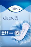 TENA Discreet Maxi | Huomaamaton ja varma inkontinenssisuoja naisille