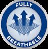 Το εσώρουχο κατά της ακράτειας TENA Pants έχει κατασκευαστεί από υλικό που αναπνέει και επιτρέπει την κυκλοφορία του αέρα, αποτρέποντας την περιττή υγρασία και βελτιώνοντας την υγεία του δέρματος