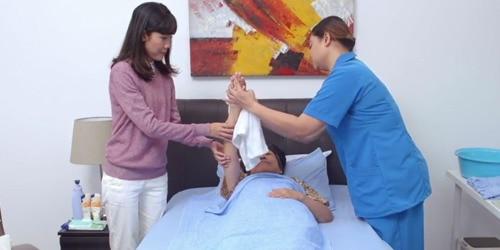 Domáca ošetrovateľská starostlivosť - ADOS agentúry