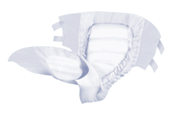 TENA open tab nappy ideal choice of incontinence nappies for children