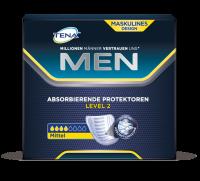 TENA Men Absorbierender Protektor Level2 Produktfoto mittlere Saugstärke