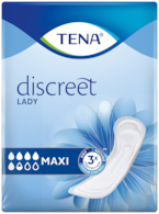 TENA Lady Maxi Einlage bei Blasenschwäche für Frauen