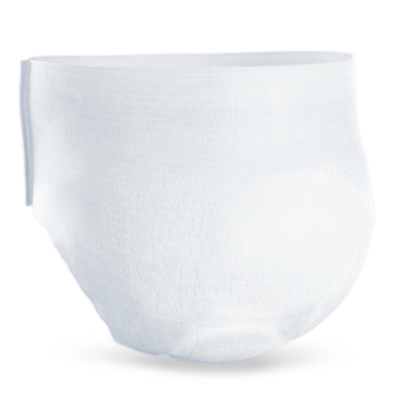 Secure and discreet incontinence pants even under tight clothing