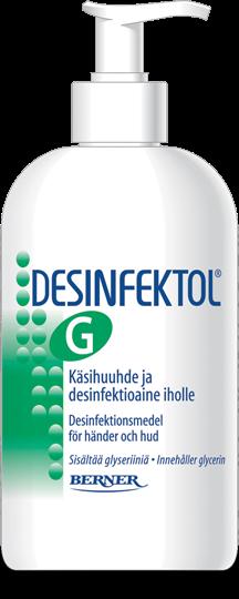 Desinfektol G käsihuuhde