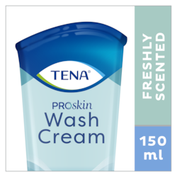 TENA ProSkin Wash Cream Skincare product - wash with no need to rinse with water