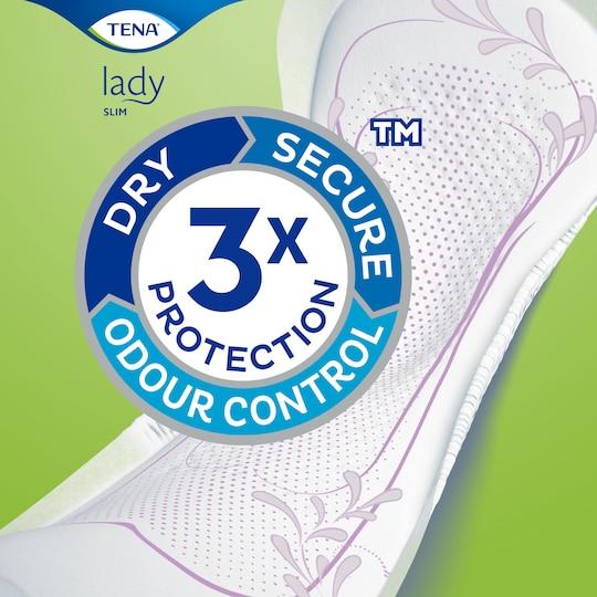 TENA Lady Slim Normal | Incontinence pad