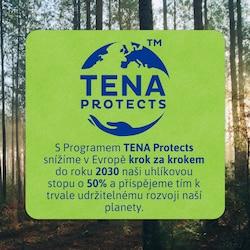 Program TENA Protects – snížíme v Evropě do roku 2030 naši uhlíkovou stopu o 50 % a přispějeme tím k trvale udržitelnému rozvoji naší planety.