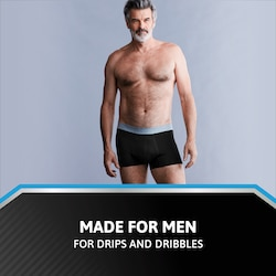 Made for men - For drips and dribbles