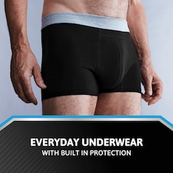 Everyday underwear - With bult-in protection