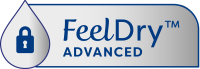 TENA ProSkin incontinence products quickly absorbs liquid with FeelDry Advanced™
