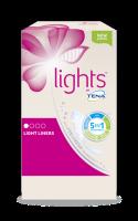 lights by TENA  Diskrete Slipeinlagen