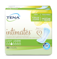 TENA Intimates Ultra Thin Light Regular Pack