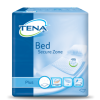 Photo du Sachet TENA Bed Plus Wings Secure Zone