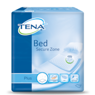 TENA Bed Plus Wings Secure Zone packshot