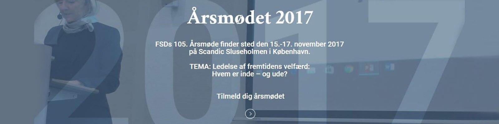 Mød SCA på FSD Årsmøde 2017