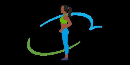 Übung 4 zur Beckenbodengymnastik