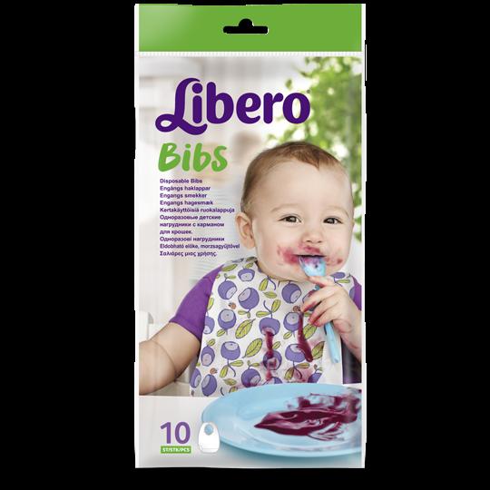 Libero Bibs packshot