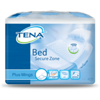 TENA Bed Secure Zone Plus Wings