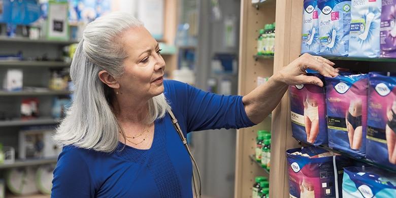 TENA voor apotheken en medische speciaalzaken