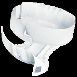 TENA ProSkin Flex Ultima – imukykyinen vyöllinen inkontinenssisuoja, jonka kolmitehoinen suoja antaa mukavan ja kuivan olon sekä vähentää mahdollisia reunavuotoja.