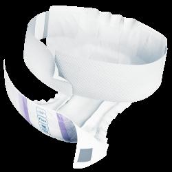 TENA Flex Maxi ProSkin – Change complet d'incontinence avec ceinture à action absorbante, avec triple protection assurant garde au sec, douceur et sécurité antifuites.