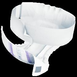 TENA ProSkin Flex Maxi – Absorberendebælteble medTriple Protectionfor tørhed, blødhed og lækagesikkerhed.