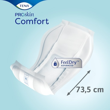 TENA ProSkin Comfort Ultima - Absorberend incontinentieverband