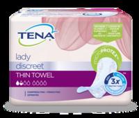 Compresas finas TENA Lady Discreet Thin Towel para mujeres con pérdidas de orina leves