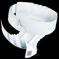 TENA ProSkin Flex Plus – Absorberendebælteble medTriple Protectionfor tørhed, blødhed og lækagesikkerhed.