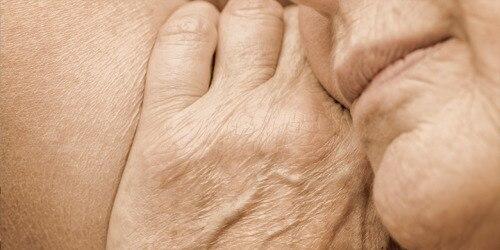 TENA en kwetsbare huid