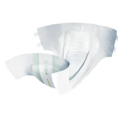 TENA ProSkin Slip Super – imukykyinen aikuisten teippisuoja, jonka kolmitehoinen suoja antaa mukavan ja kuivan olon sekä vähentää tehokkaasti mahdollisia reunavuotoja