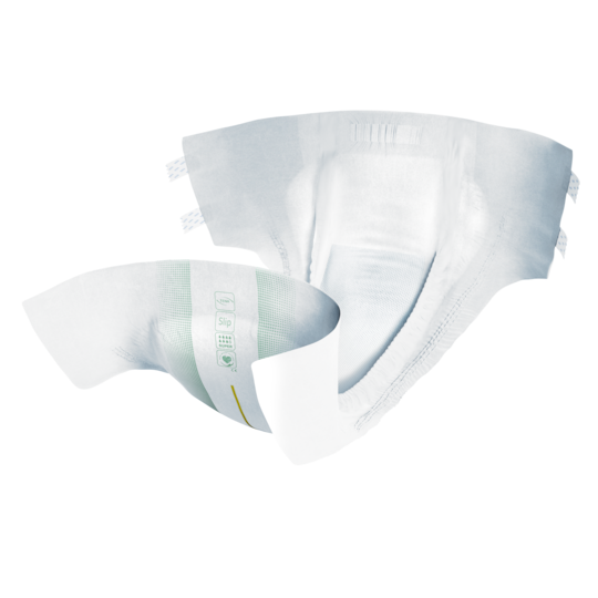 TENA ProSkin Slip Super - Absorberende voksenble til inkontinens med tredobbelt beskyttelse, der giver tørhed, blødhed og lækagesikkerhed
