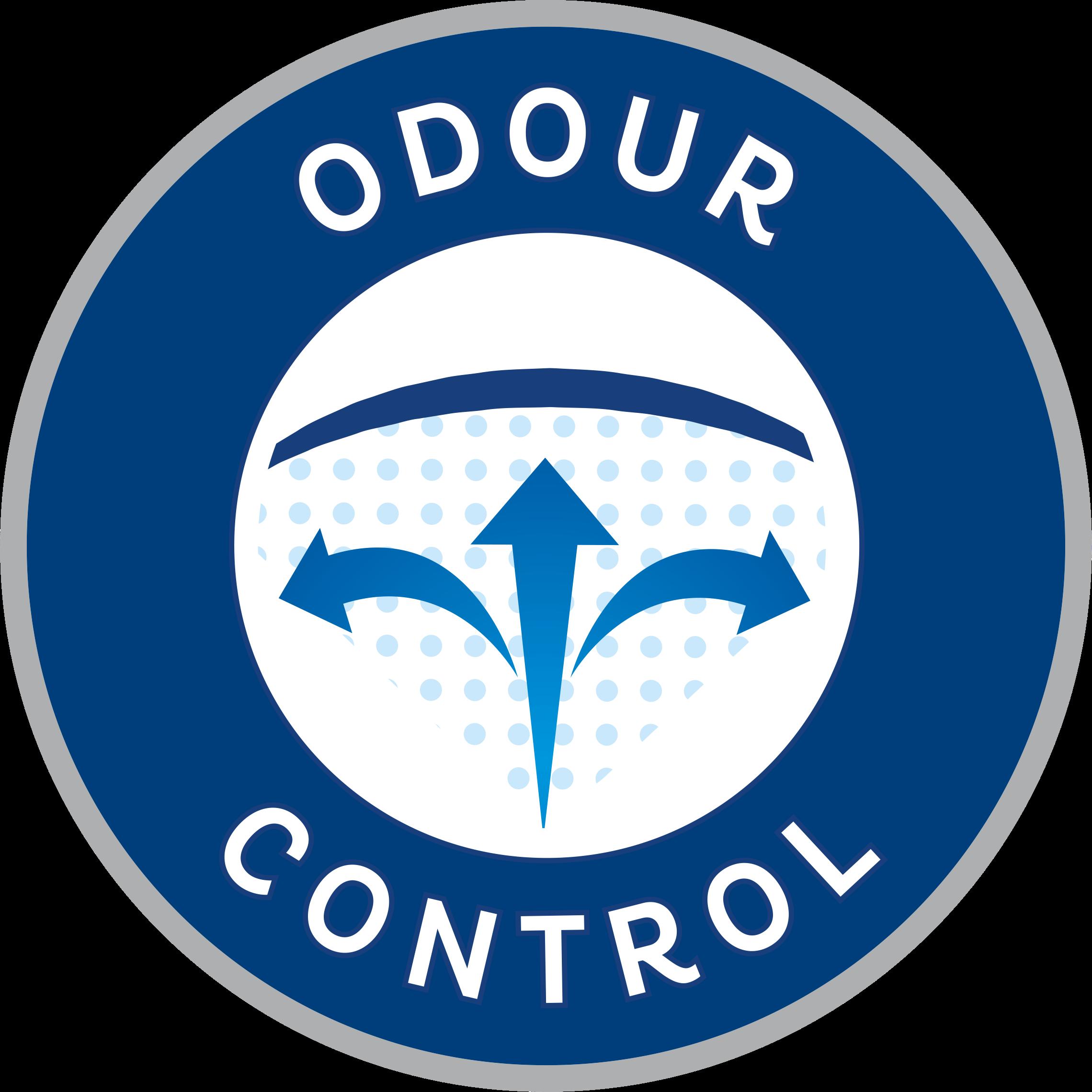 Odour Control som reducerar effekten av ammoniaklukt