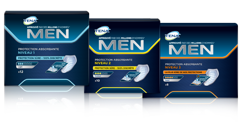 Protections TENA Men