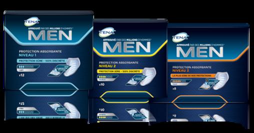 Protections TENA Men
