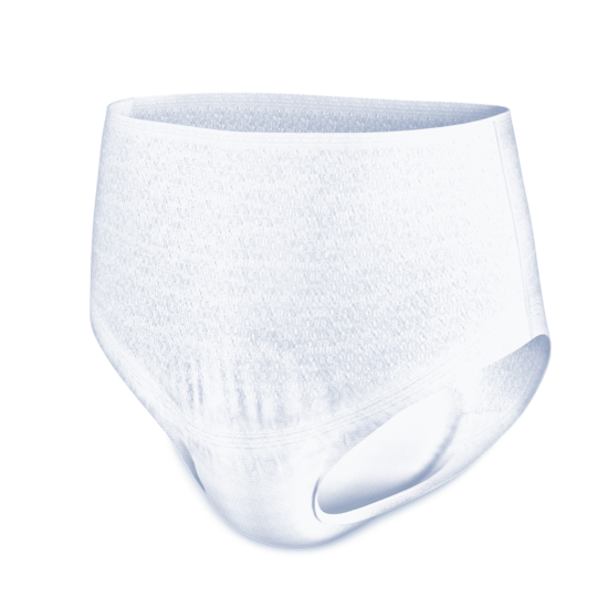 TENA Pants Discreet blød og behagelig bukseble med høj talje